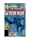 The Invinvible Iron Man No152 Cover: Iron Man