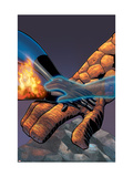 Fantastic Four 524 Cover: Mr Fantastic  Invisible Woman  Thing  Human Torch and Fantastic Four