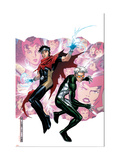Young Avengers Presents 3 Cover: Wiccan and Speed
