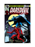 Daredevil 158 Cover: Daredevil and Death-Stalker