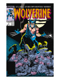 Wolverine 1 Cover: Wolverine