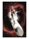 Silver Surfer: In They Name 2 Cover: Silver Surfer