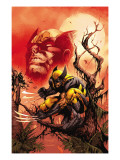 Wolverine: Killing Made Simple 1 Cover: Wolverine