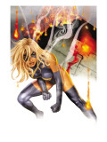 Ms Marvel No27 Cover: Ms Marvel