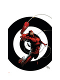 Dark Reign: The List - Daredevil No1 Cover: Daredevil