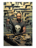 Punisher 1 Cover: Punisher