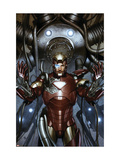 Iron Man: Director Of SHIELD 31 Cover: Iron Man