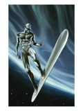 Silver Surfer 8 Cover: Silver Surfer