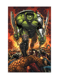 World War Hulk Prologue: World Breaker Cover: Hulk