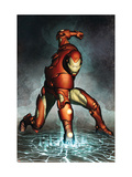 Iron Man 76 Cover: Iron Man