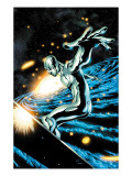 Silver Surfer 12 Cover: Silver Surfer