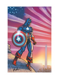 Captain America Theater Of War: America First! 1 Cover: Captain America