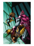 Wolverine: First Class No3 Cover: Wolverine  Shadowcat and High Evolutionary