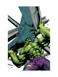 Marvel Adventures Hulk 2 Cover: Hulk