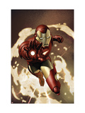 Iron Man 4 Cover: Iron Man