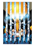 Exiles No3 Cover: Wolverine