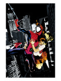 Ultimatum: Spider-Man Requiem No1 Cover: Spider-Man