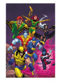 Uncanny X-Men: First Class 2 Cover: Wolverine