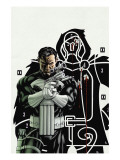 Punisher No2 Cover: Punisher