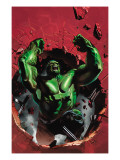 Ultimate Origins 4 Cover: Hulk