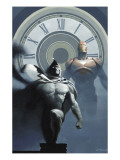 Moon Knight No11 Cover: Moon Knight and Iron Man Charging