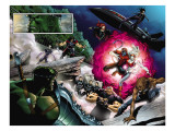 World War Hulk: X-Men No2 Group: Hulk
