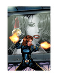Black Widow No3 Cover: Black Widow