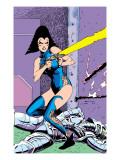 Classic X-Men No14 Cover: Lilandra