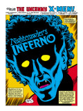 Uncanny X-Men Annual No4 Headshot: Nightcrawler