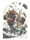 X-Men Unlimited No4 Cover: Juggernaut