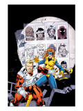 Alpha Flight No9 Cover: Major Mapleleaf