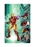 Iron Man: The End No1 Cover: Iron Man