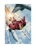Invincible Iron Man 3 Cover: Iron Man