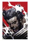 Wolverine: Soultaker 1 Cover: Wolverine
