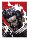 Wolverine: Soultaker No1 Cover: Wolverine