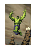Giant-Size Incredible Hulk No1 Cover: Hulk