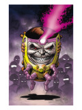 Super-Villain Team-Up/MODOKs 11 No1 Cover: MODOK Fighting