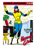 X-Men No9: Marvel Girl
