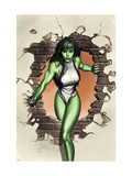 She-Hulk 1 Cover: She-Hulk