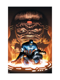 Captain America And The Falcon No8 Cover: Captain America and Modok