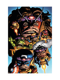 Marvel Adventures Avengers No9 Cover: MODOK