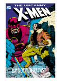 X-Men : Days Of Future Past Cove Cover: Wolverine and Sentinel