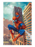 Marvel Age Spider-Man 18 Cover: Spider-Man