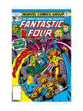 Fantastic Four N186 Cover: Thing