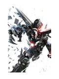 War Machine No8 Cover: War Machine