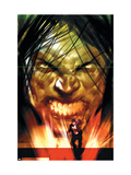 Dark Reign: The List - Hulk No1 Cover: Banner  Bruce and Skaar