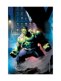 Hulk: Unchained 1 Cover: Hulk
