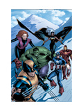 Marvel Two-In-One: Marvel Adventures Avengers No15 Cover: Wolverine