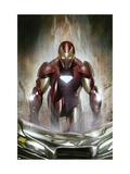 Iron Man: Director Of SHIELD 30 Cover: Iron Man