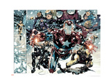 Free Comic Book Day 2009 Avengers No1 Group: Iron Patriot
